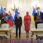 """Україна і Словаччина підписали угоду – Міжнародний аеропорт """"Ужгород"""" відновить свою роботу"""