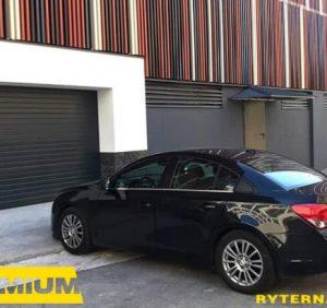 Автоматические ворота для двора и гаража. Заказывайте в R-Premium уже сегодня!