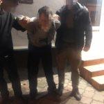 Виноградівські поліцейські затримали зловмисника, який обвинувачується у вчиненні низки злочинів