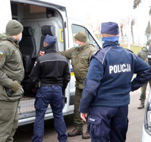 У 2020 році гвардійці з Закарпаття двічі екстрадиціювали осіб на українсько-угорському кордоні