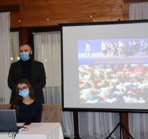 На Закарпатті стартували виїзні конференції з головами ОТГ