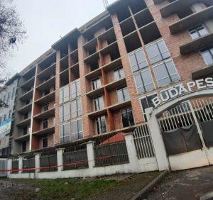 В Ужгороді незаконно зводять чергову багатоповерхівку? (фото)