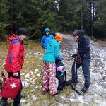 У горах Закарпаття рятувальники надавали допомогу туристці, якій стало зле під час походу