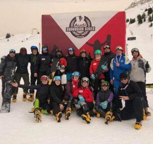 Закарпатська сноубордистка здобула золото, а лижний акробат із Берегова увійшов до світового рейтингу ТОП-12!