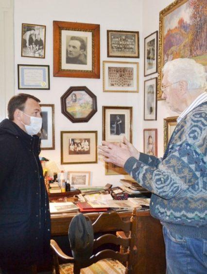На Закарпатті незабаром може з'явитися музей відомого художника Золтана Шолтеса