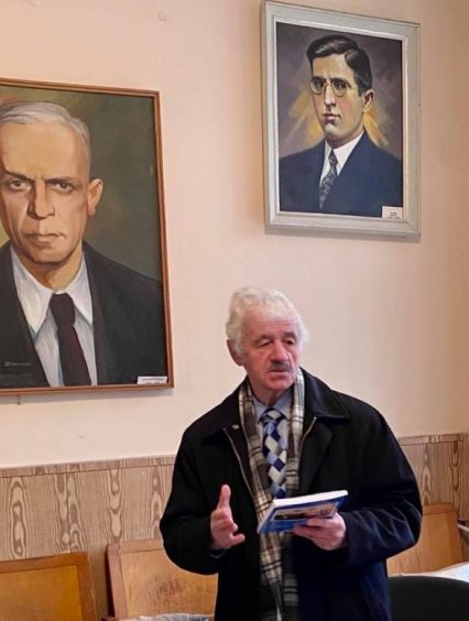 "Закарпатська ""Просвіта"" презентувала календар-альманах на 2021 рік"