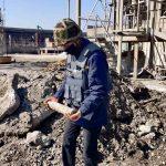 Закарпатські піротехніки знищили три боєприпаси часів Другої світової війни
