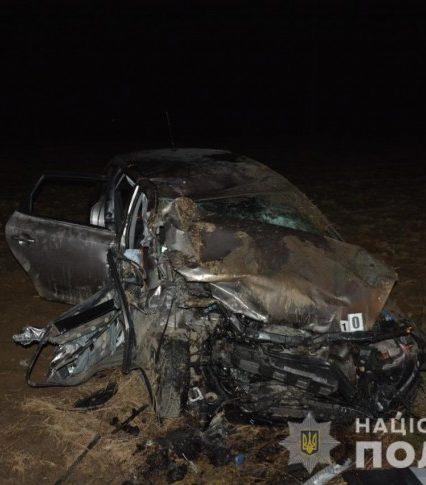 Поліція встановлює обставини ДТП на Мукачівщині, під час якої травмувалось четверо осіб
