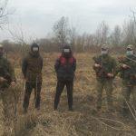 на кордоні з Угорщиною затримано двох мігрантів-нелегалів