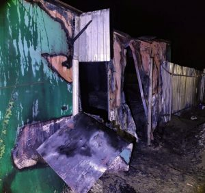 На пожежі в Ужгороді загинув чоловік