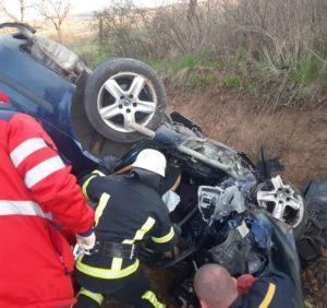 Внаслідок ДТП на Мукачівщині три людини загинули, ще одна травмувалась