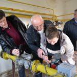 «Тарифна» комісія Закарпатської облради досліджувала походження втрат газу
