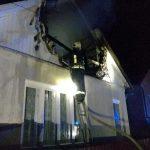 У Берегівському районі рятувальники ліквідували пожежу в житловому будинку