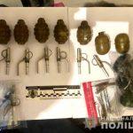 Закарпатські поліцейські заблокували канал постачання зброї на територію регіону