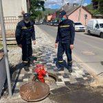 Рятувальники Рахова перевірили стан протипожежного водопостачання населених пунктів
