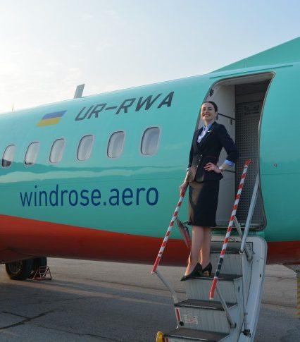 З Ужгорода до Києва можна буде літати за 30 євро: квитки на рейси вже з'явилися в продажу