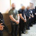 Розбій, викрадення людей, автоугони: поліція Київщини викрила злочинну організацію, яка тривалий час тероризувала на Закарпаття