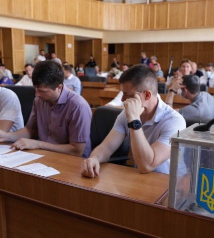 В Ужгороді змінили секретаря міськради